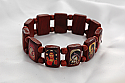 BVP150IC - Brazilian Wood Bracelet, Icon Pictures