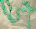 HLWRL - Acrylic Luminous Wall Rosary