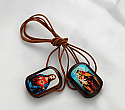 BA121193 - Large Brazilian Wood Scapular